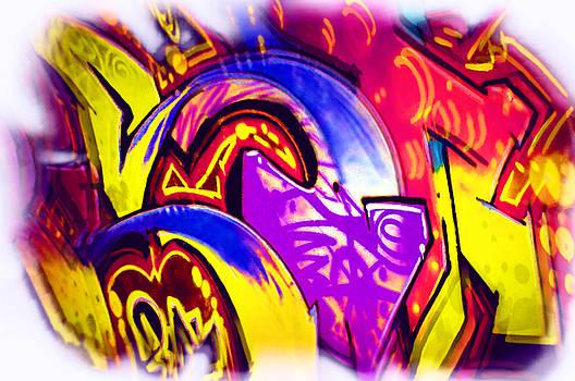 Cindy Nunn - Graffiti Art 37