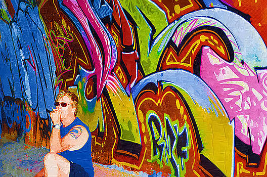 Cindy Nunn - Graffiti Art 38