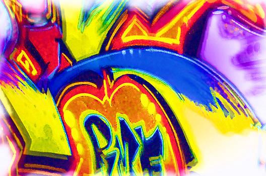 Cindy Nunn - Graffiti Art 44