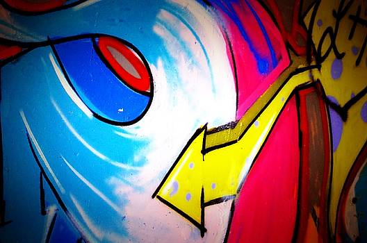 Cindy Nunn - Graffiti Art 55