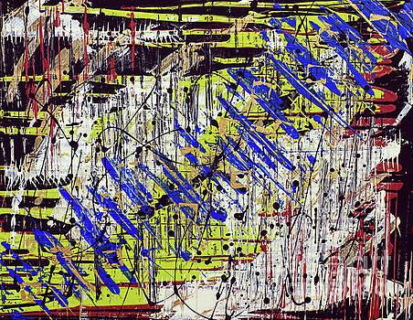 Graffitti by Cathy Beharriell