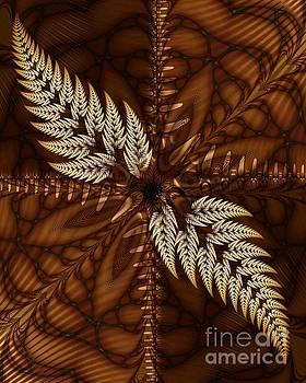 Grain Harvest by Michelle H