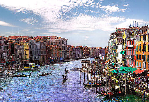 Grand Canal by Raphaella Spence