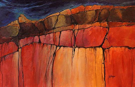 Grand Canyon 4 by Carol Nelson