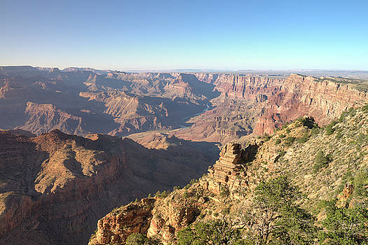 Grand Canyon Desert View by Ray Devlin