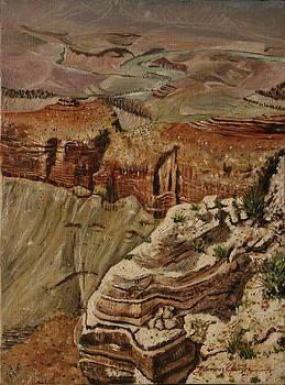 Grand Canyon by Rosencruz  Sumera