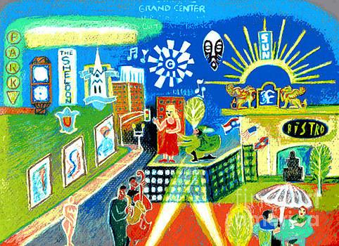 Genevieve Esson - Grand Center St. Louis