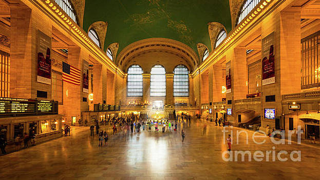 Grand Central by Inge Johnsson