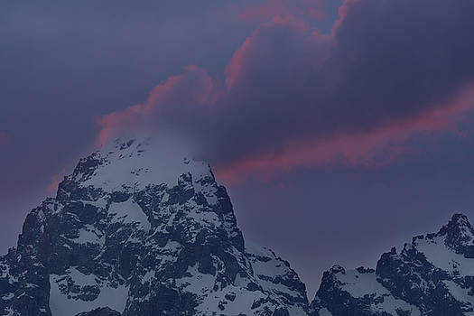 Grand Teton Cloud Stack by Mike Berenson