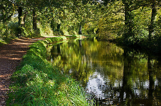 Grand Western Canal Tiverton by Pete Hemington