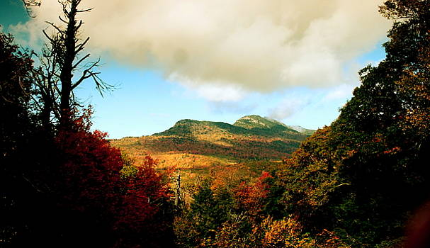 Grandfather Mountain, NC by Charles Shedd