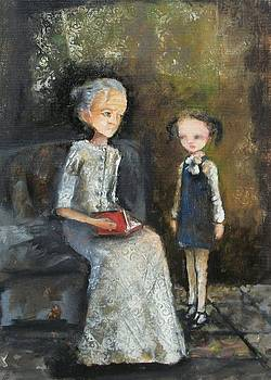 Grandma by Mya Fitzpatrick