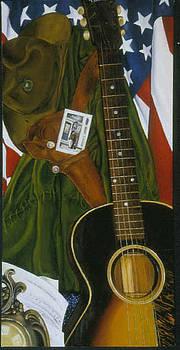 Grandma's Guitar by Mary Brown