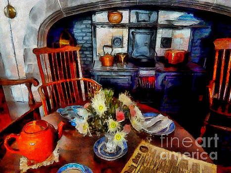 Grandma's Kitchen by Claire Bull