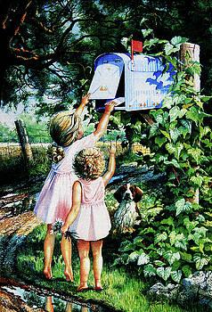 Hanne Lore Koehler - Grandmas Letter