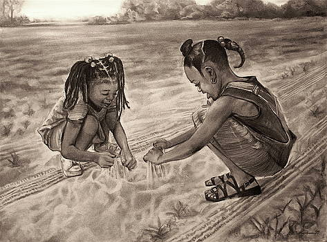 Grandma's Sand by Curtis James