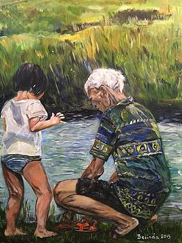 Grandpa And I by Belinda Low