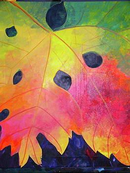 Grape Leaf by Robin Zuege