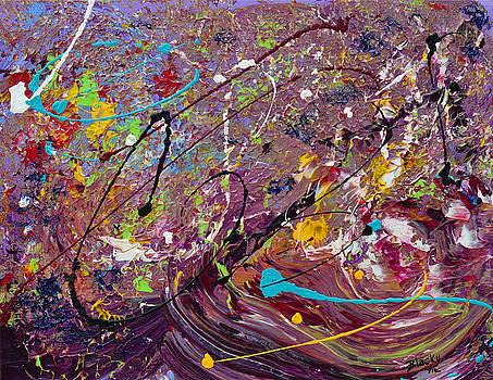 Donna Blackhall - Grape Stomp