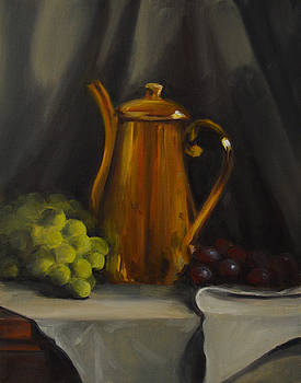 Grapes of Brass  by Rich Alexander