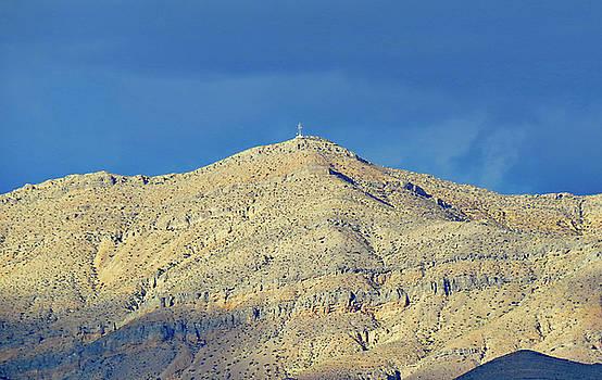 Grass  Peak  Station  Las  Vegas  Ii by Carl Deaville
