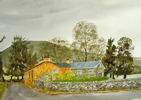 Grassmere Cottage UK by Harding Bush