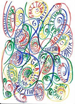Gratitude by MaryAnn Kikerpill