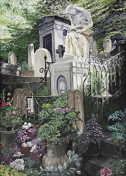 Grave Chopin by Gerold Kalter