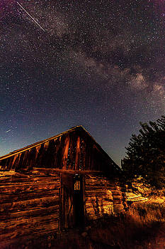 Great Basin Perseids  by James Marvin Phelps