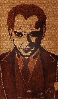 Great Mustafa Kemal Ataturk  by Georgeta  Blanaru