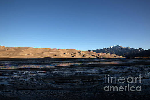 Great Sand Dunes National Park by Betty Morgan