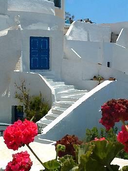 The Blue Door by Josephine Benevento-Johnston