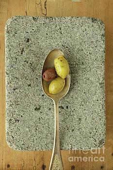 Edward Fielding - Greek Olives