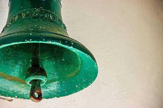 Green Bell by Fabio Giannini