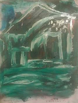 Green Cabin by Gregory Dallum