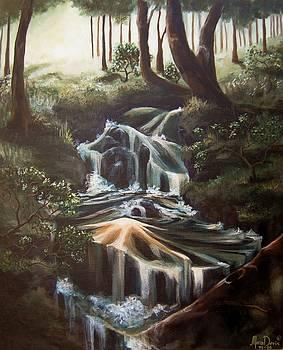 Green Creek by Mona Davis