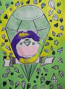 Green Diamond by Nicole Burrell