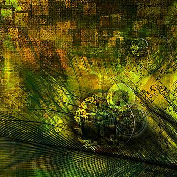 Green Lantern by Monroe Snook