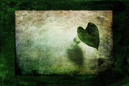 Green Modesty by Randi Grace Nilsberg