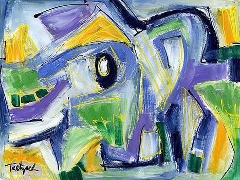 Green Plots by Lynne Taetzsch