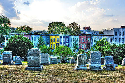 Green-Wood Cemetery 61 by Randy Aveille