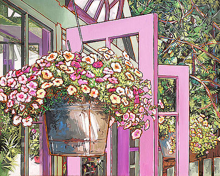 Greenhouse Doors by Nadi Spencer