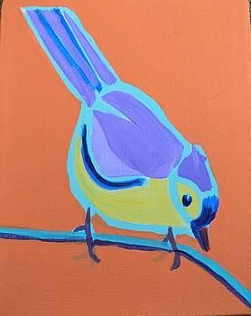 Greenough bird by Debra Bretton Robinson