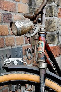 Robert Lacy - Greyhound Bicycle
