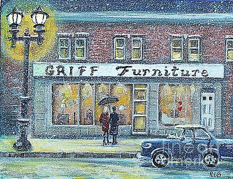 Griff Furniture by Rita Brown