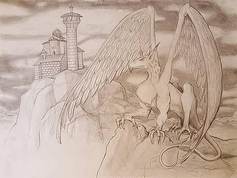 Griffin's Keep by Jeffrey Oleniacz