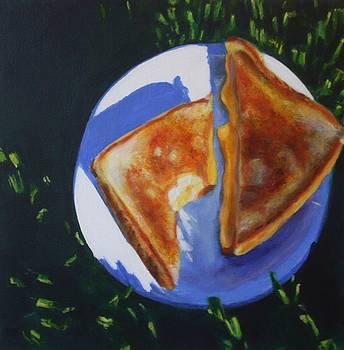 Grilled Cheese Please by Sarah Vandenbusch