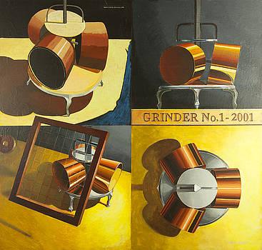Grinder 1 by Mark Howard Jones