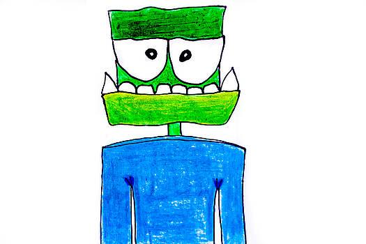 Groen by Carlee Ojeda