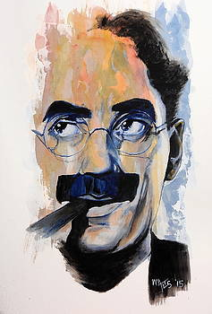 Groucho by William Walts